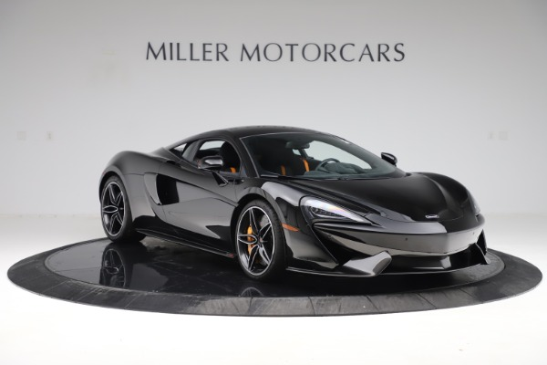Used 2017 McLaren 570S Coupe for sale Sold at Maserati of Greenwich in Greenwich CT 06830 10