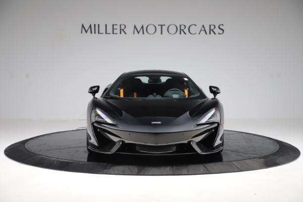 Used 2017 McLaren 570S Coupe for sale Sold at Maserati of Greenwich in Greenwich CT 06830 11