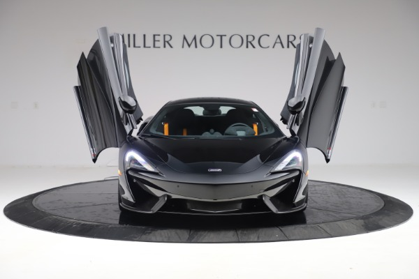 Used 2017 McLaren 570S Coupe for sale Sold at Maserati of Greenwich in Greenwich CT 06830 12