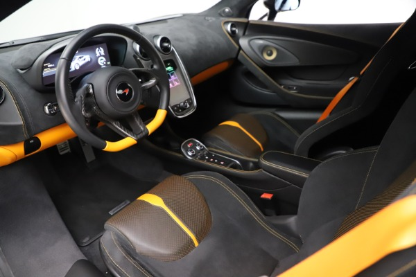 Used 2017 McLaren 570S Coupe for sale Sold at Maserati of Greenwich in Greenwich CT 06830 16
