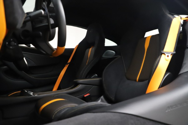 Used 2017 McLaren 570S Coupe for sale Sold at Maserati of Greenwich in Greenwich CT 06830 18