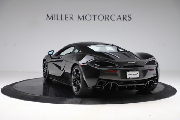 Used 2017 McLaren 570S Coupe for sale Sold at Maserati of Greenwich in Greenwich CT 06830 4