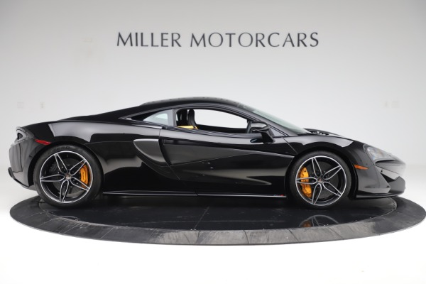 Used 2017 McLaren 570S Coupe for sale Sold at Maserati of Greenwich in Greenwich CT 06830 8