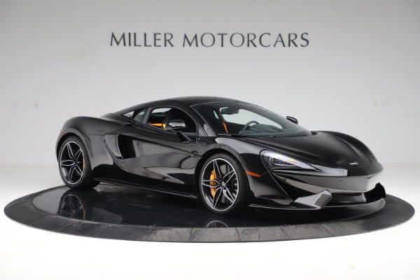 Used 2017 McLaren 570S Coupe for sale Sold at Maserati of Greenwich in Greenwich CT 06830 9