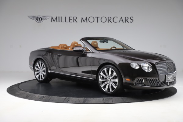 Used 2013 Bentley Continental GT W12 for sale Sold at Maserati of Greenwich in Greenwich CT 06830 10