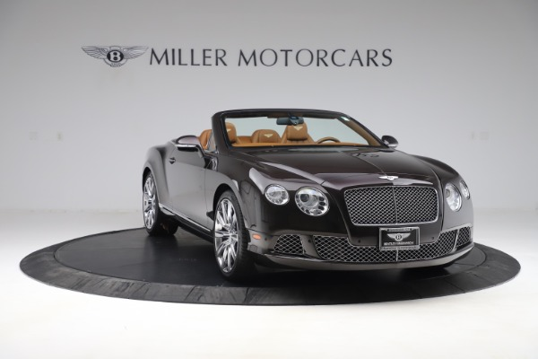 Used 2013 Bentley Continental GT W12 for sale Sold at Maserati of Greenwich in Greenwich CT 06830 11