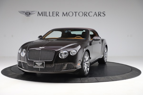 Used 2013 Bentley Continental GT W12 for sale Sold at Maserati of Greenwich in Greenwich CT 06830 13