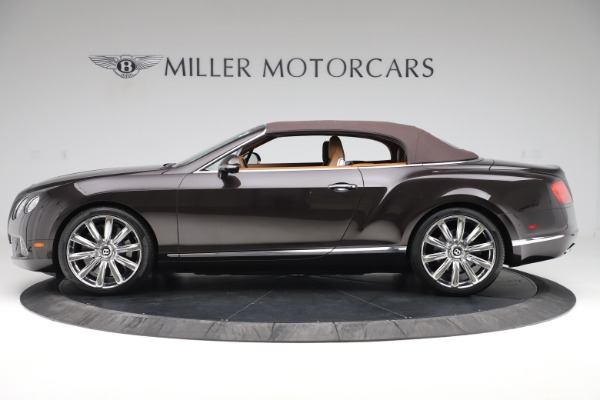 Used 2013 Bentley Continental GT W12 for sale Sold at Maserati of Greenwich in Greenwich CT 06830 14
