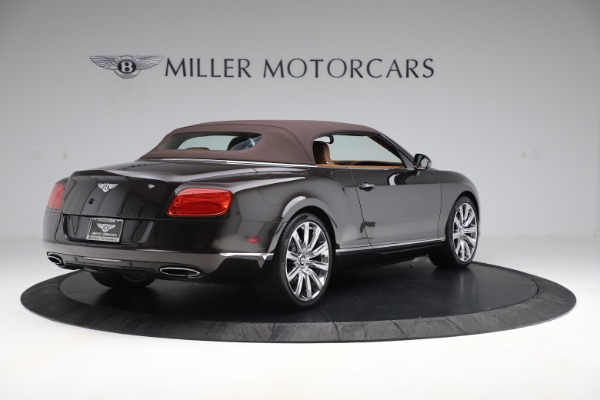 Used 2013 Bentley Continental GT W12 for sale Sold at Maserati of Greenwich in Greenwich CT 06830 16