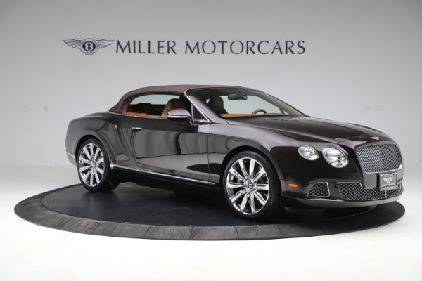 Used 2013 Bentley Continental GT W12 for sale Sold at Maserati of Greenwich in Greenwich CT 06830 18