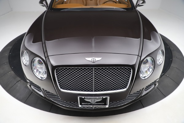 Used 2013 Bentley Continental GT W12 for sale Sold at Maserati of Greenwich in Greenwich CT 06830 19
