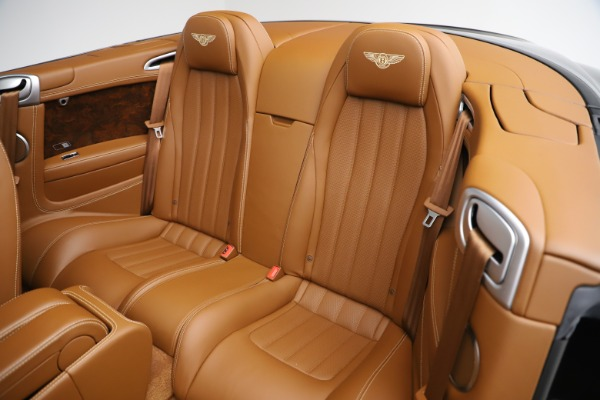 Used 2013 Bentley Continental GT W12 for sale Sold at Maserati of Greenwich in Greenwich CT 06830 28