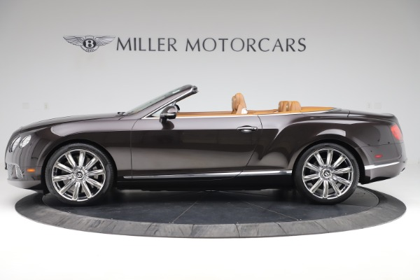 Used 2013 Bentley Continental GT W12 for sale Sold at Maserati of Greenwich in Greenwich CT 06830 3