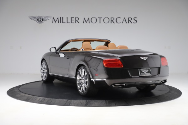 Used 2013 Bentley Continental GT W12 for sale Sold at Maserati of Greenwich in Greenwich CT 06830 5