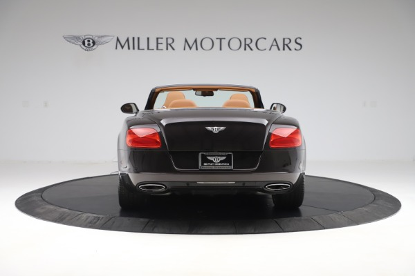 Used 2013 Bentley Continental GT W12 for sale Sold at Maserati of Greenwich in Greenwich CT 06830 6