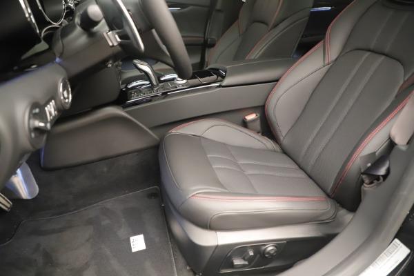 New 2019 Maserati Quattroporte S Q4 GranSport for sale $130,855 at Maserati of Greenwich in Greenwich CT 06830 15