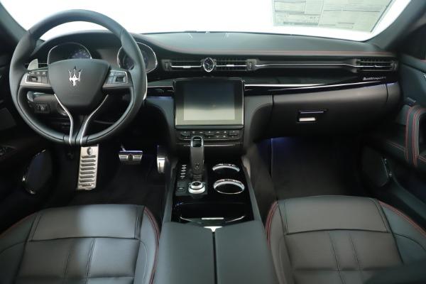 New 2019 Maserati Quattroporte S Q4 GranSport for sale $130,855 at Maserati of Greenwich in Greenwich CT 06830 16