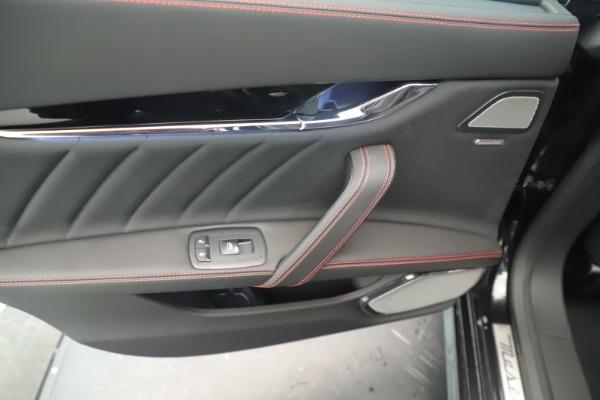 New 2019 Maserati Quattroporte S Q4 GranSport for sale $130,855 at Maserati of Greenwich in Greenwich CT 06830 21