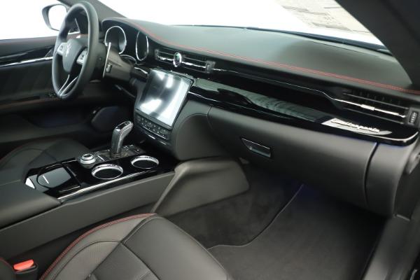 New 2019 Maserati Quattroporte S Q4 GranSport for sale $130,855 at Maserati of Greenwich in Greenwich CT 06830 22