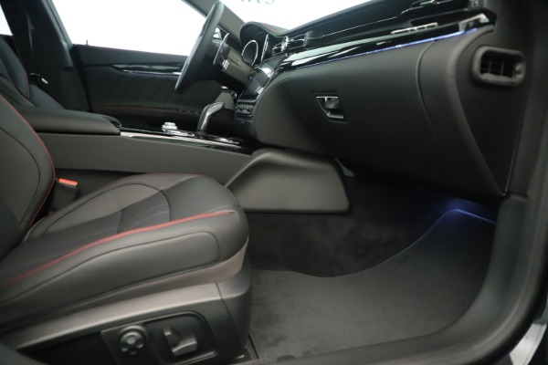 New 2019 Maserati Quattroporte S Q4 GranSport for sale $130,855 at Maserati of Greenwich in Greenwich CT 06830 23