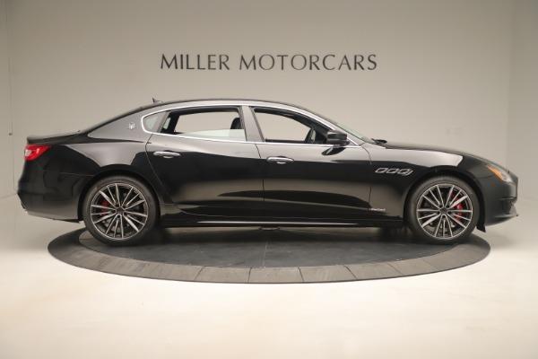New 2019 Maserati Quattroporte S Q4 GranSport for sale $130,855 at Maserati of Greenwich in Greenwich CT 06830 9