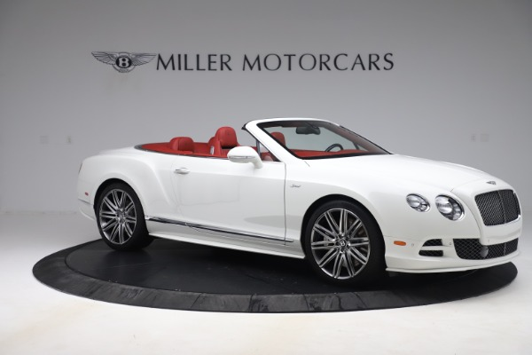 Used 2015 Bentley Continental GT Speed for sale Sold at Maserati of Greenwich in Greenwich CT 06830 10