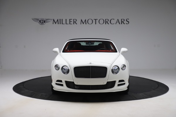 Used 2015 Bentley Continental GT Speed for sale Sold at Maserati of Greenwich in Greenwich CT 06830 12