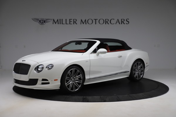 Used 2015 Bentley Continental GT Speed for sale Sold at Maserati of Greenwich in Greenwich CT 06830 13
