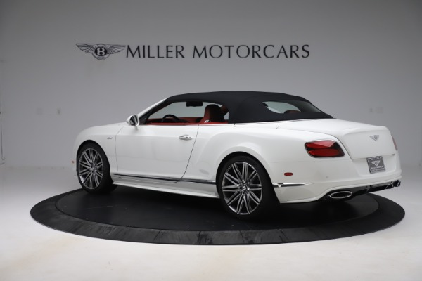 Used 2015 Bentley Continental GT Speed for sale Sold at Maserati of Greenwich in Greenwich CT 06830 15