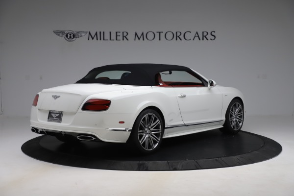 Used 2015 Bentley Continental GT Speed for sale Sold at Maserati of Greenwich in Greenwich CT 06830 17