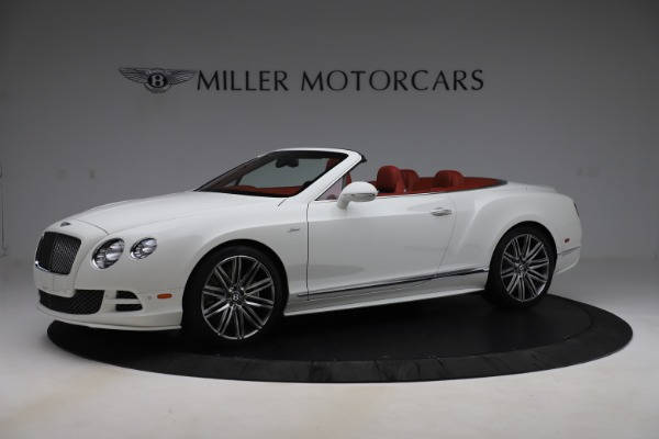 Used 2015 Bentley Continental GT Speed for sale Sold at Maserati of Greenwich in Greenwich CT 06830 2