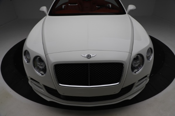 Used 2015 Bentley Continental GT Speed for sale Sold at Maserati of Greenwich in Greenwich CT 06830 21