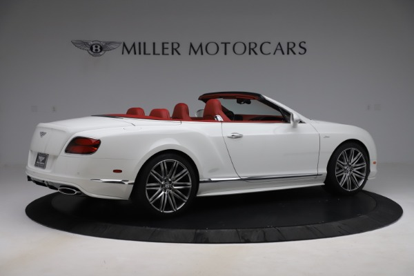 Used 2015 Bentley Continental GT Speed for sale Sold at Maserati of Greenwich in Greenwich CT 06830 8