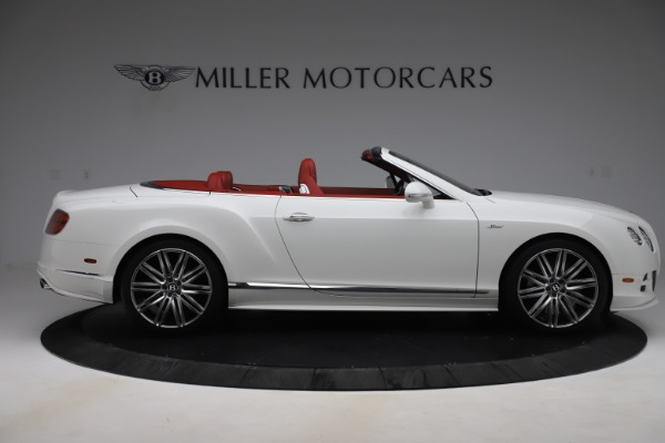 Used 2015 Bentley Continental GT Speed for sale Sold at Maserati of Greenwich in Greenwich CT 06830 9