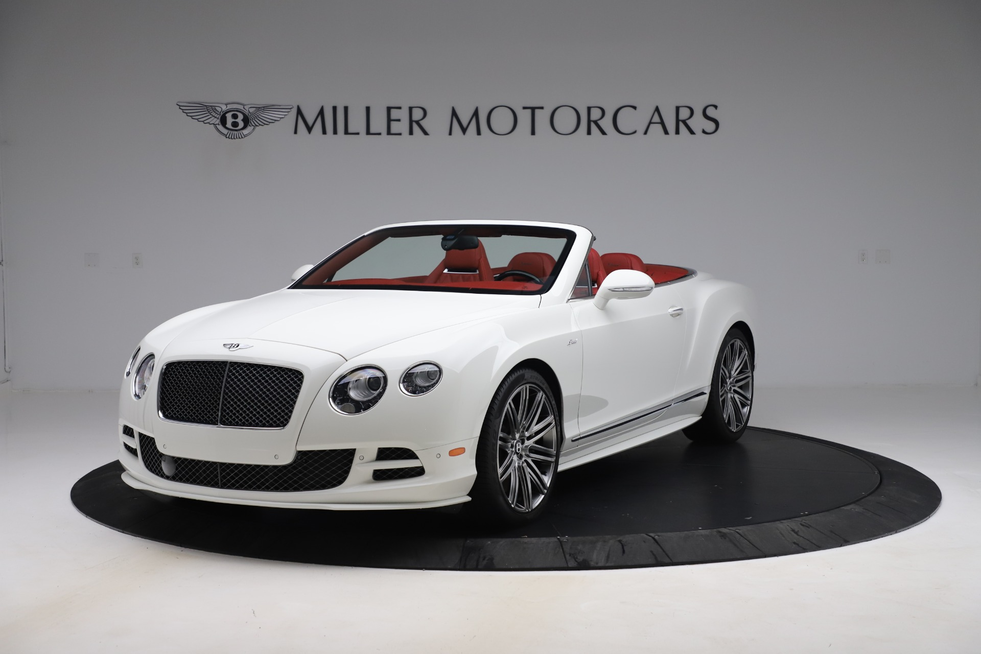 Used 2015 Bentley Continental GT Speed for sale Sold at Maserati of Greenwich in Greenwich CT 06830 1
