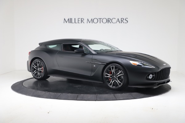 New 2019 Aston Martin Vanquish Zagato Shooting Brake for sale Sold at Maserati of Greenwich in Greenwich CT 06830 10