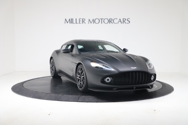 New 2019 Aston Martin Vanquish Zagato Shooting Brake for sale Sold at Maserati of Greenwich in Greenwich CT 06830 11