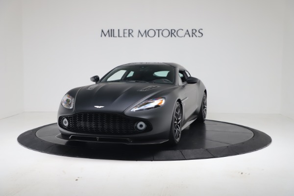 New 2019 Aston Martin Vanquish Zagato Shooting Brake for sale Sold at Maserati of Greenwich in Greenwich CT 06830 2
