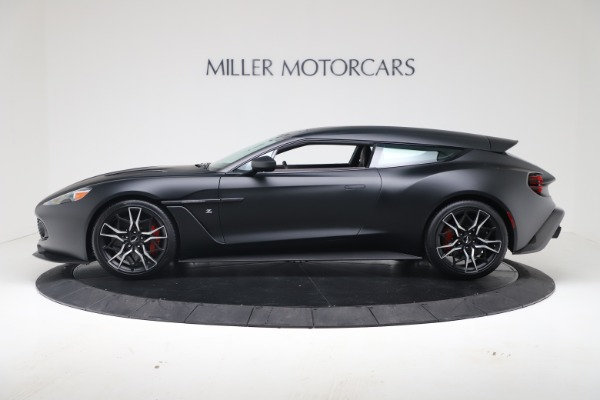 New 2019 Aston Martin Vanquish Zagato Shooting Brake for sale Sold at Maserati of Greenwich in Greenwich CT 06830 3