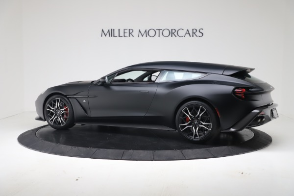 New 2019 Aston Martin Vanquish Zagato Shooting Brake for sale Sold at Maserati of Greenwich in Greenwich CT 06830 4