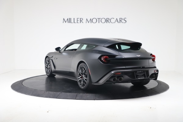 New 2019 Aston Martin Vanquish Zagato Shooting Brake for sale Sold at Maserati of Greenwich in Greenwich CT 06830 5