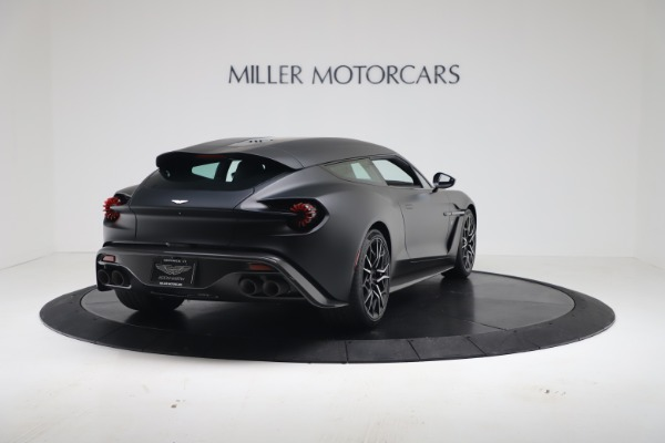 New 2019 Aston Martin Vanquish Zagato Shooting Brake for sale Sold at Maserati of Greenwich in Greenwich CT 06830 7