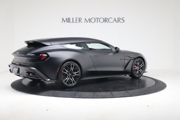 New 2019 Aston Martin Vanquish Zagato Shooting Brake for sale Sold at Maserati of Greenwich in Greenwich CT 06830 8