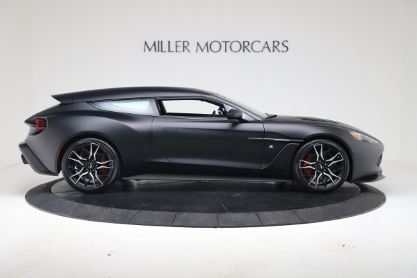 New 2019 Aston Martin Vanquish Zagato Shooting Brake for sale Sold at Maserati of Greenwich in Greenwich CT 06830 9