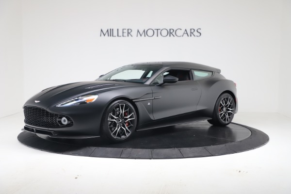 New 2019 Aston Martin Vanquish Zagato Shooting Brake for sale Sold at Maserati of Greenwich in Greenwich CT 06830 1