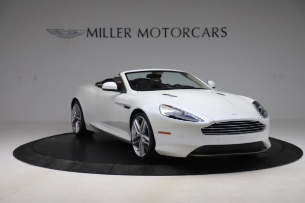 Used 2012 Aston Martin Virage Volante for sale Sold at Maserati of Greenwich in Greenwich CT 06830 11