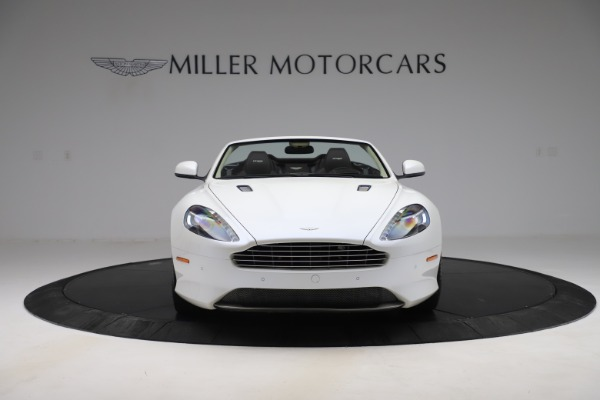 Used 2012 Aston Martin Virage Volante for sale Sold at Maserati of Greenwich in Greenwich CT 06830 12