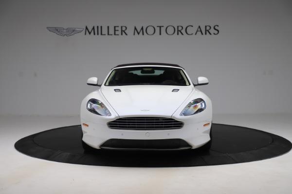 Used 2012 Aston Martin Virage Volante for sale Sold at Maserati of Greenwich in Greenwich CT 06830 16