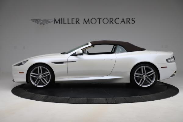 Used 2012 Aston Martin Virage Volante for sale Sold at Maserati of Greenwich in Greenwich CT 06830 19