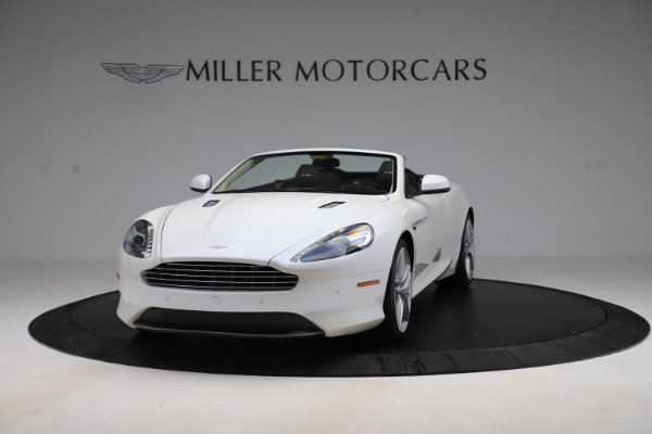 Used 2012 Aston Martin Virage Volante for sale Sold at Maserati of Greenwich in Greenwich CT 06830 2